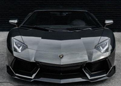 Black Chrome Car 2