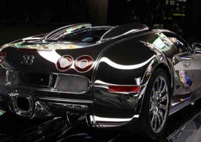 Black Chrome Car 7