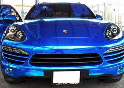Blue Chrome Car 4 (2)