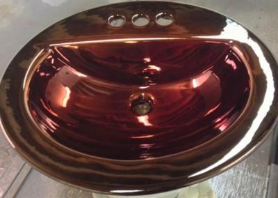 Bronze Wash Bason