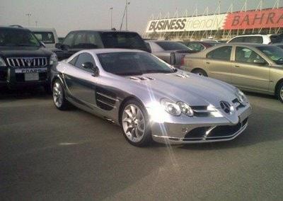 Chrome Car 14