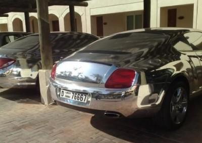 Chrome Car 23