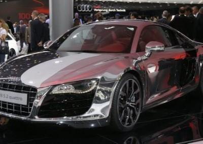 Chrome Car 24