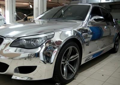 Chrome Car 26