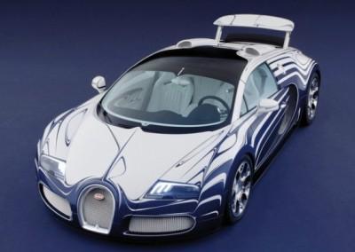 Chrome Car 27