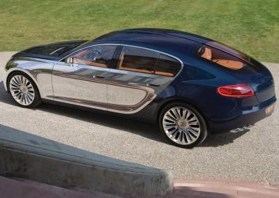 Chrome Car 28