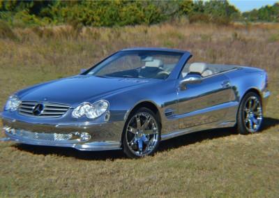 Chrome Car 29