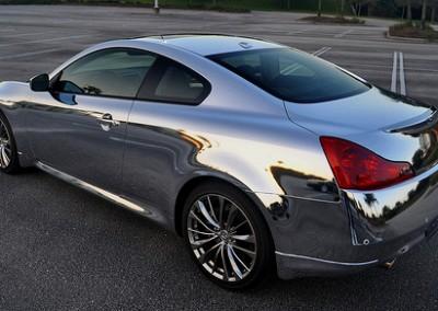 Chrome Car 3