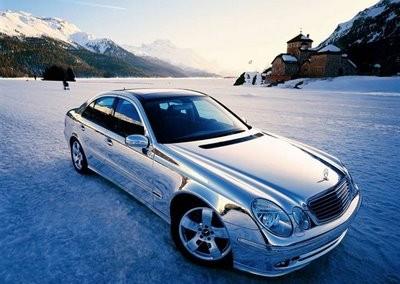 Chrome Car 37