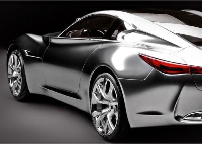 Chrome Car 41
