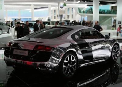Chrome Car 42