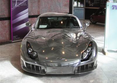 Chrome Car 44