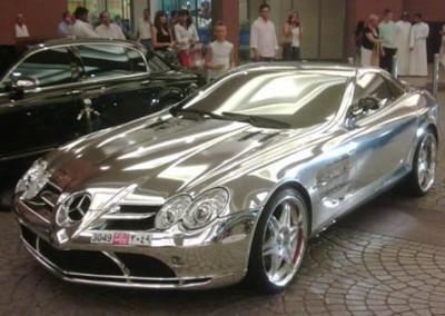 Chrome Car 46