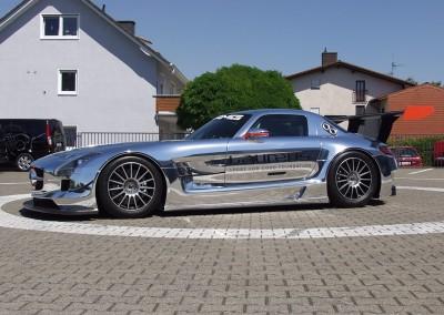 Chrome Car 49