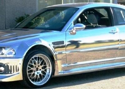 Chrome Car 51