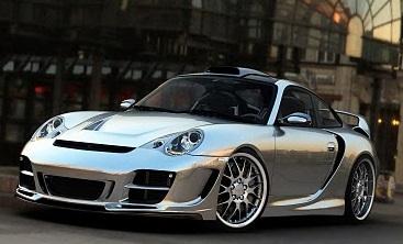 Chrome Car 52