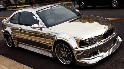 Chrome Car 56