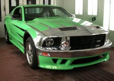 Chrome Car 72