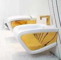 Gold Bathroom 5