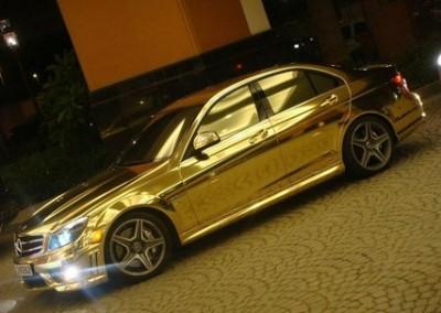 Gold Chrome Car 4 (1)
