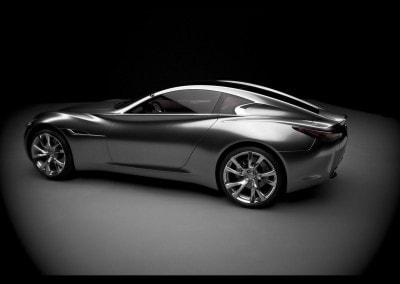 Matt Chrome Car 3