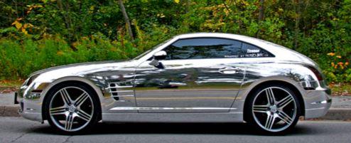 chrome Car 5