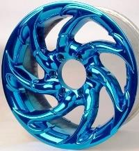 Blue Tinted Rim 1