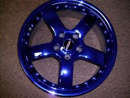 Blue Tinted Rim 2