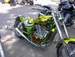 Candy Chrome Bike