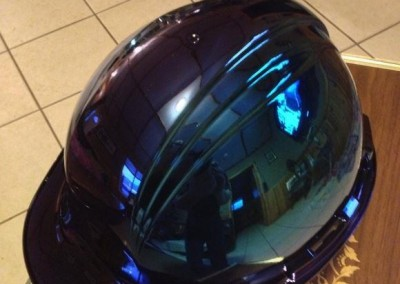 Chrome Helmet 8
