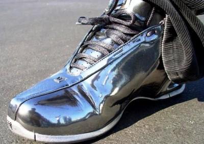 Chrome Shoe