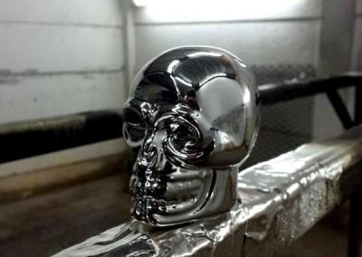 Chrome Skull 2