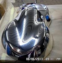 Chrome Speedshape 2