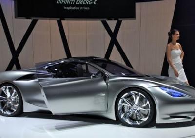 Chrome Sprayed Car 4