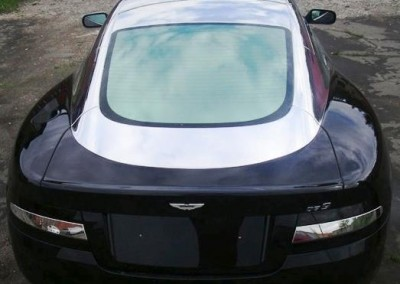 Chrome Sprayed Car 7