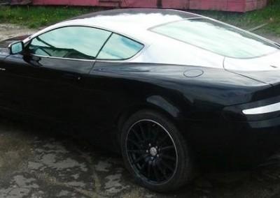 Chrome Sprayed Car 8