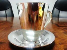 Chrome Sprayed Cup