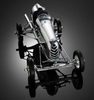 Chrome Sprayed Model Car