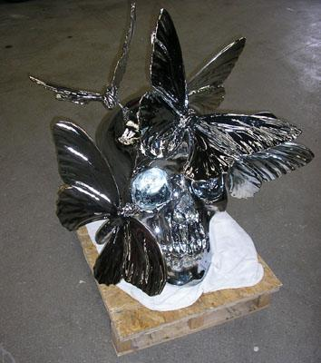 Chrome Trophy 7