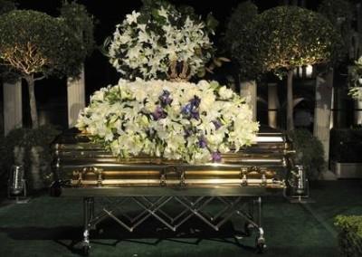 Gold Chromed Coffin 10
