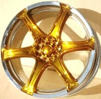 Yellow Tinted Rim