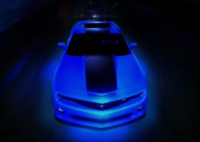 Glow In The Dark Cars Gallery Image 9
