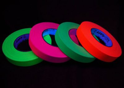 Glow In The Dark Tapes Gallery Image 3