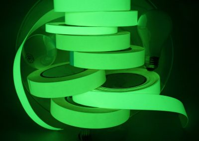 Glow In The Dark Tapes Gallery Image 5