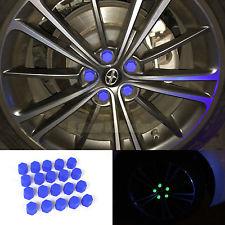 Glow in the Dark Wheel Nuts