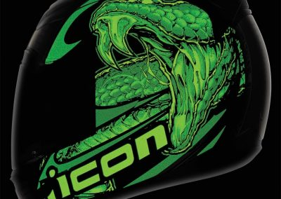 Glow in the Dark Helmets 3