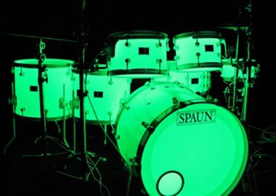 Glow in the Dark Musical Instruments 1