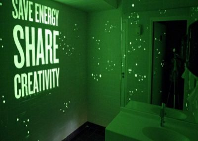 Glow in the Dark energy Saver
