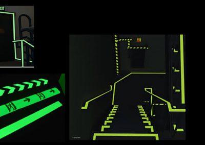Chrome IT Glow In The Dark Slide 4