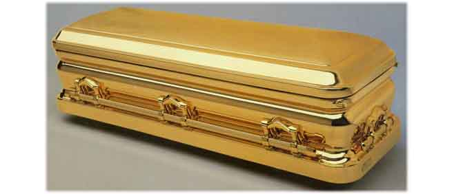 chrome caskets 2